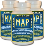 SPECIAL: MAP - 3 Bottles  (120 tablets each)